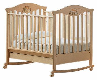 Кроватка Erbesi Amore