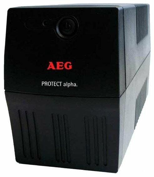 Интерактивный ИБП AEG Protect ALPHA 600