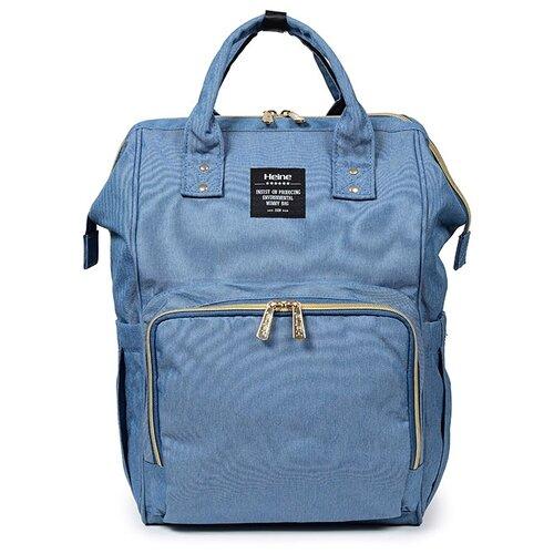 Сумка-рюкзак Heine для детских вещей голубой блейзер quelle ashley brooke by heine 7397