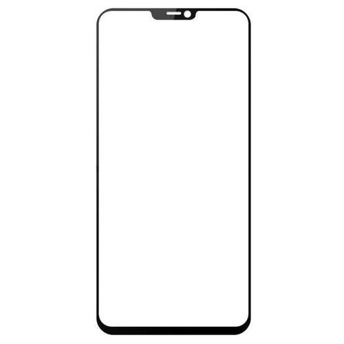 Защитное стекло Media Gadget 2.5D Full Cover Tempered Glass для Vivo Y81 черный
