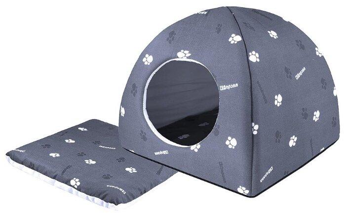 Домик для собак и кошек Дарэлл Юрта