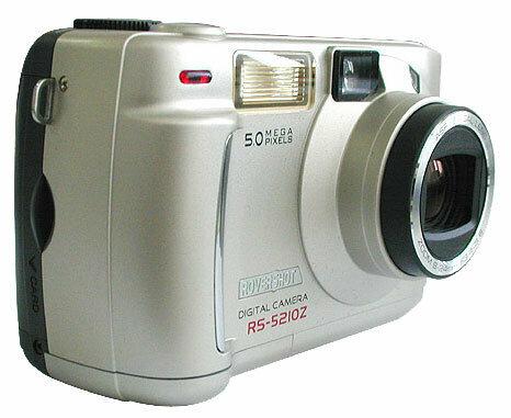Фотоаппарат Rovershot RS-5210Z