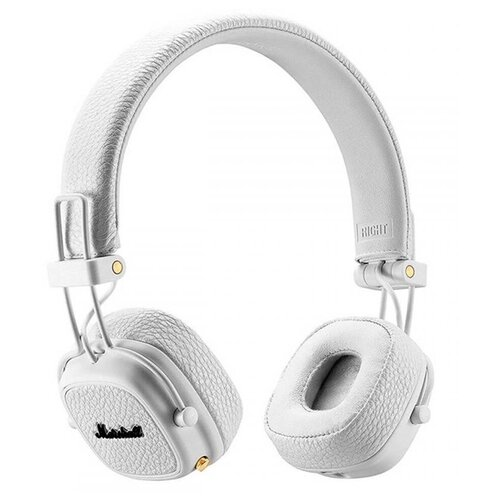 Беспроводные наушники Marshall Major III Bluetooth white robert marshall the haunted major