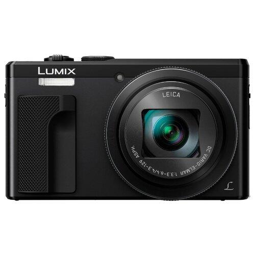 Фото - Фотоаппарат Panasonic Lumix DMC-ZS60/TZ80 черный фотоаппарат panasonic lumix dmc g7kee s kit lumix g vario 14 42мм f3 5 5 6 asph mega o i s серебристый черный