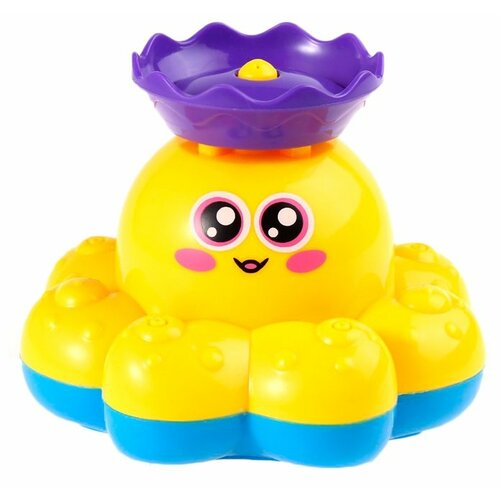 Игрушка для ванной ABtoys Веселое купание Осьминог (PT-00542) ABtoys   фото