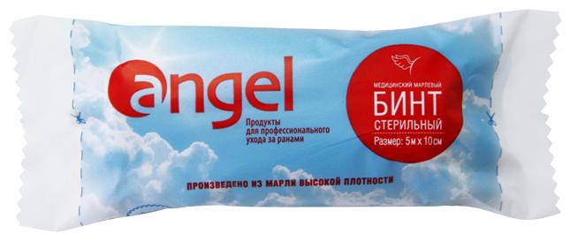 Angel бинт марлевый стерильный