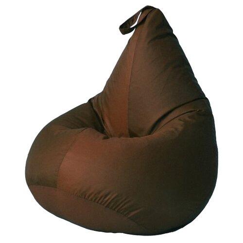 MyPuff кресло мешок Бинбег шоколад оксфордКресла-мешки<br>