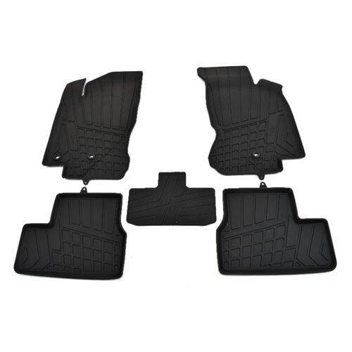 Фото - Комплект ковриков NorPlast NP11-LdC-16-200 для Datsun mi-DO 5 шт. черный комплект ковриков norplast np11 ldc 69 250 renault koleos 5 шт черный