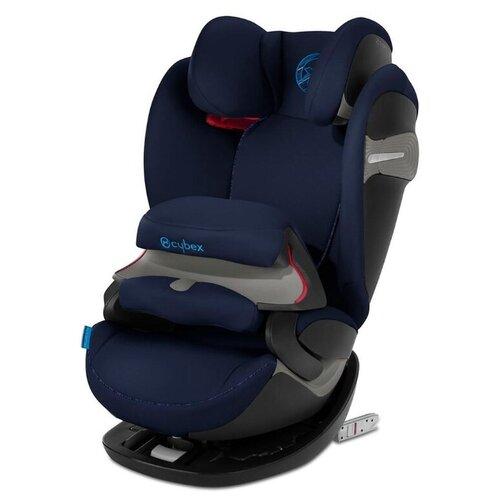 Купить Автокресло группа 1/2/3 (9-36 кг) Cybex Pallas S-Fix, indigo blue, Автокресла
