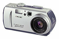 Фотоаппарат Sony Cyber-shot DSC-P50