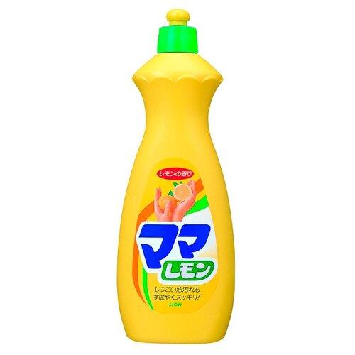 Mama Lemon Жидкость для мытья посуды Lemon 0.38 лДля мытья посуды<br>