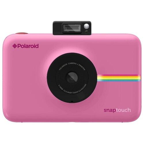 Фотоаппарат моментальной печати Polaroid Snap Touch розовый