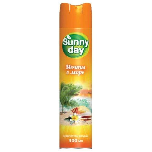 Sunny Day аэрозоль Мечты о море, 300 мл