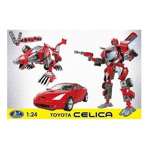 Конструктор Happy Well 1:24 V-Create Construction Set 3in1 54010 Toyota Celica happy well