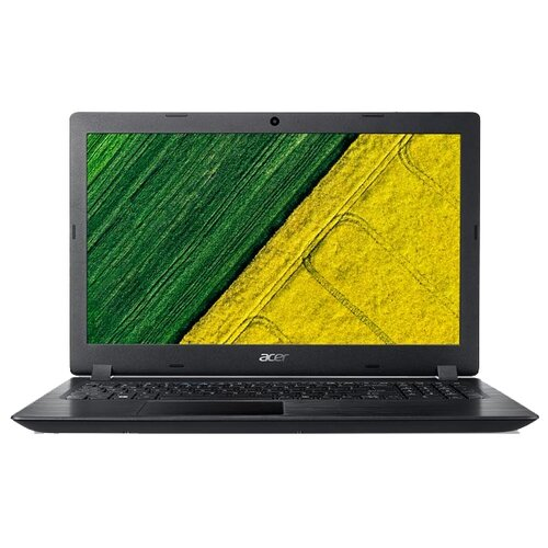 "фото Ноутбук acer aspire 3 (a315-34-p4x9) (intel pentium n5000 1100 mhz/15.6""/1920x1080/4gb/256gb ssd/dvd нет/intel uhd graphics 605/wi-fi/bluetooth/windows 10 home) nx.he3er.008 черный"
