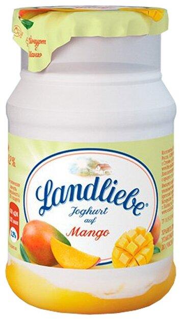 Йогурт Landliebe с манго . 150 г