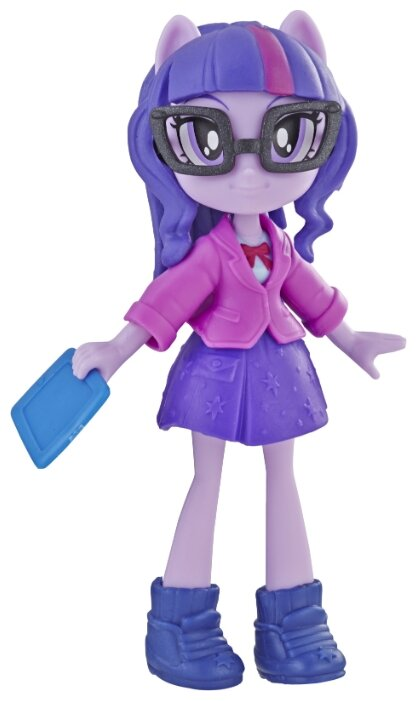 Мини-кукла My Little Pony Equestria Girls Девочки из Эквестрии Твайлайт Спаркл, 19 см, Е4240