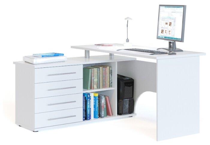 Компьютерный стол угловой СОКОЛ КСТ-109
