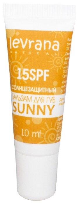 Levrana Бальзам для губ Sunny