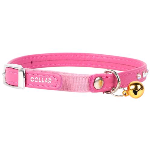 Ошейник COLLAR Glamour (3254) розовый