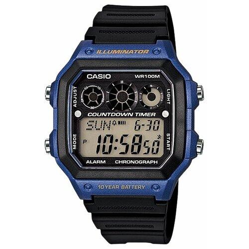 Наручные часы CASIO AE-1300WH-2A часы casio ae 1300wh 4a