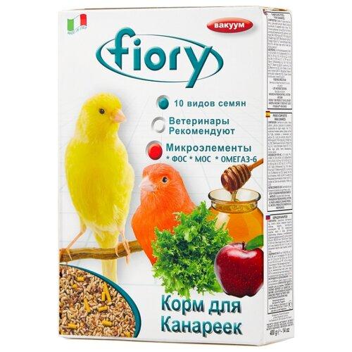 Fiory корм Canarini для канареек 400 г