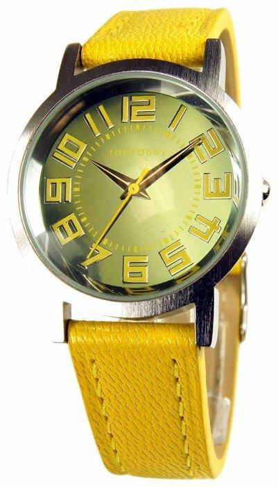 Наручные часы TOKYObay Pearl Track Small Yellow