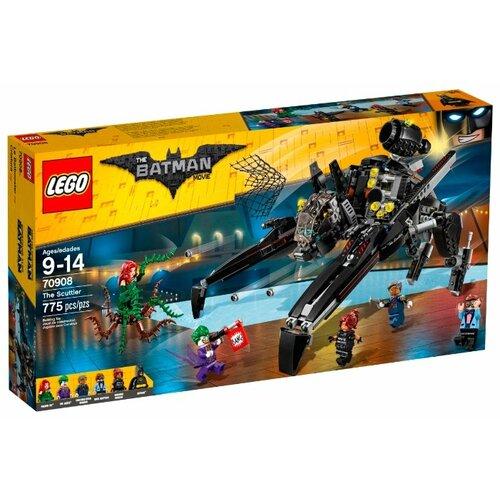 Купить Конструктор LEGO The Batman Movie 70908 Скатлер, Конструкторы