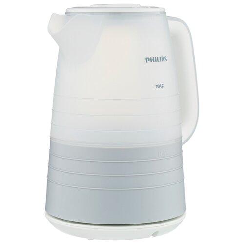 Чайник Philips HD9335, серый/белыйЭлектрочайники и термопоты<br>