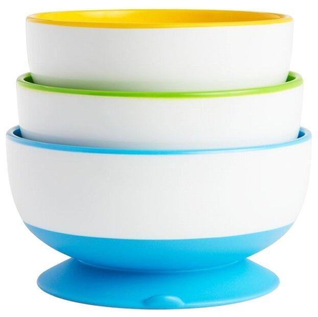 Комплект посуды Munchkin на присосках (11075)