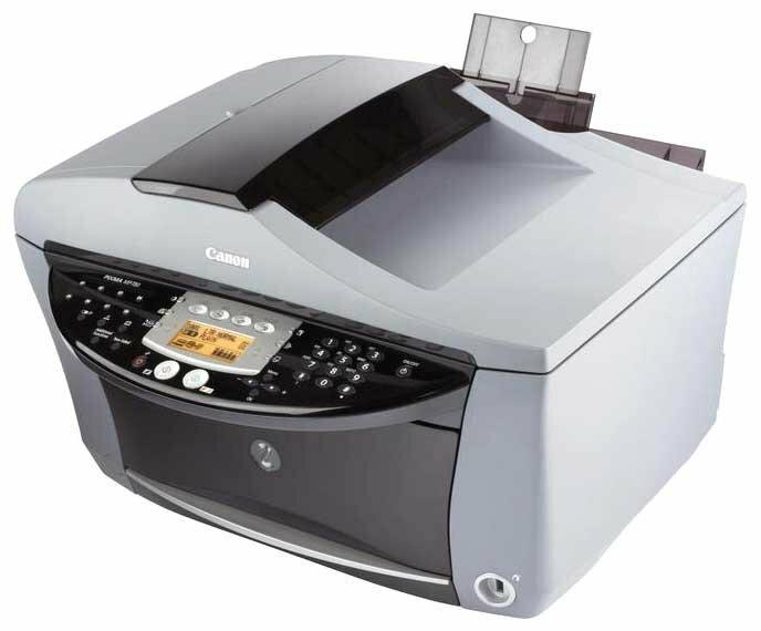 Descarga del controlador de impresora Canon PIXMA MP780
