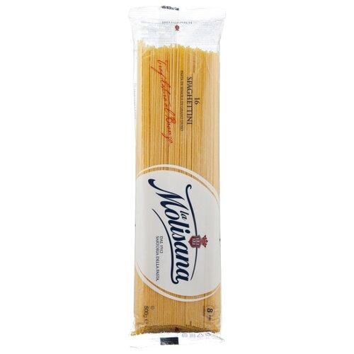 La Molisana Spa Макароны Spaghettini № 16, 500 г
