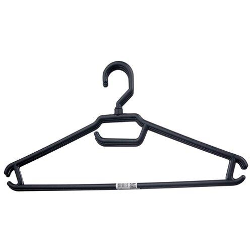 Вешалка BranQ Набор для одежды BQ1885 черный