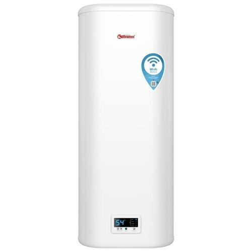 Накопительный электрический водонагреватель Thermex IF 100 V (pro) Wi-Fi, белый