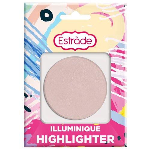 Estrade Хайлайтер Illuminique в блистере 304, розовое сияние