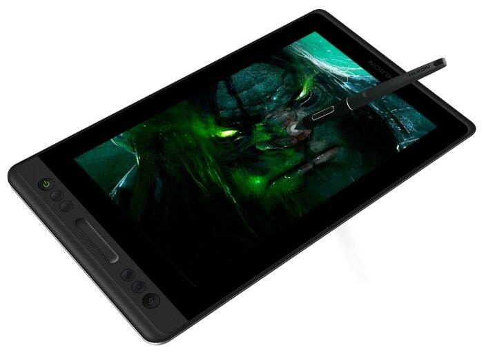 HUION Графический планшет Kamvas PRO 13 USB Type-C черный
