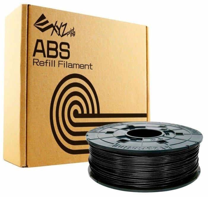 ABS пруток XYZPrinting 1.75 мм чёрный