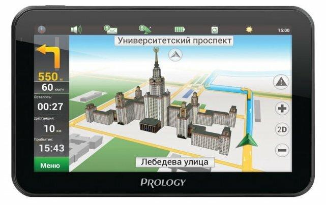 Навигатор PROLOGY IMAP-5700, 5 , навител