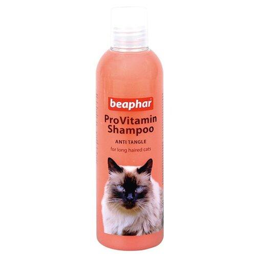 Шампунь Beaphar ProVitamin Shampoo Anti Tangle от колтунов для кошек 250 мл
