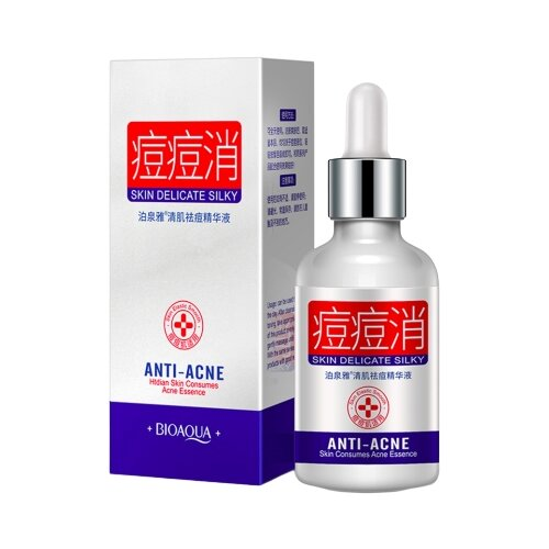 BioAqua Сыворотка для лица анти-акне Skin Delicate, 30 мл