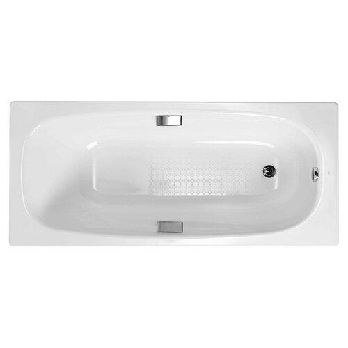 Ванна gala Vanesa 150 6735001 сталь левосторонняя/правосторонняя ванна reimar reimar 120 сталь левосторонняя правосторонняя