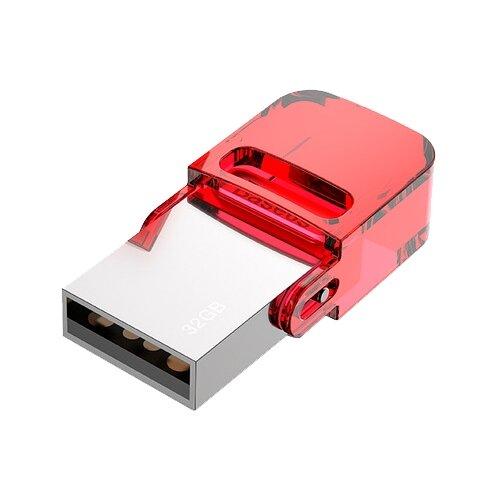 Фото - Флешка Baseus Red-hat Type-C 32GB, красный умный пульт baseus красный