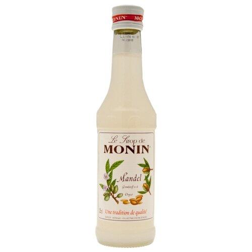 Сироп Monin Миндаль 0.25 лДесертные соусы и топпинги<br>