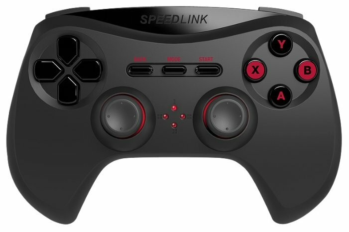 Геймпад Геймпад SPEEDLINK STRIKE NX Gamepad Wireless for PC (SL-650100-BK )