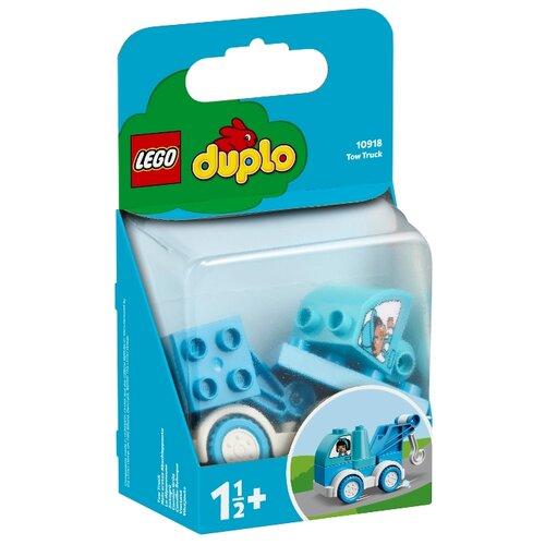 цена на Конструктор LEGO DUPLO 10918 Буксировщик
