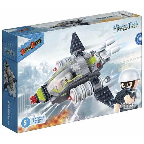 Конструктор BanBao Миссия Орел 6213 Истребитель