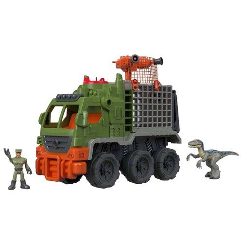 Купить Фигурки Imaginext Jurassic World Бронетранспортер FMX87, Игровые наборы и фигурки