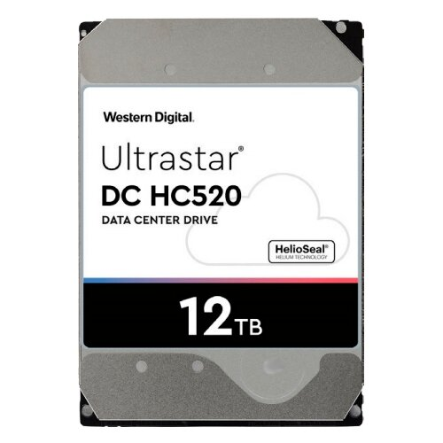 Купить Жесткий диск Western Digital HUH721212ALE604 серебристый