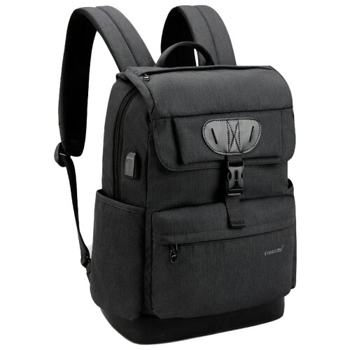 Рюкзак Tigernu T-B3513 темно-серый рюкзак tigernu t b3515 серый 15 6