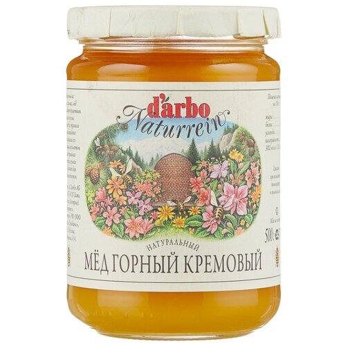 Мед d'arbo Горный Кремовый 500 г